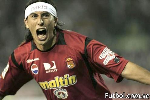Dario Figueroa Caracas F.C. - Foto: Google Images