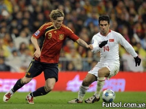 Fernando Torres España - Foto: fifa.com