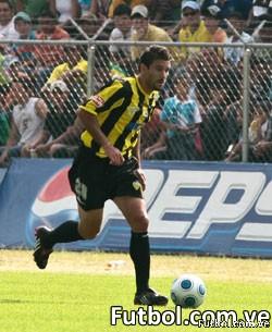 Nahuel Fioretto estará ausente por 6 meses. Foto: Prensa Deportivo Táchira