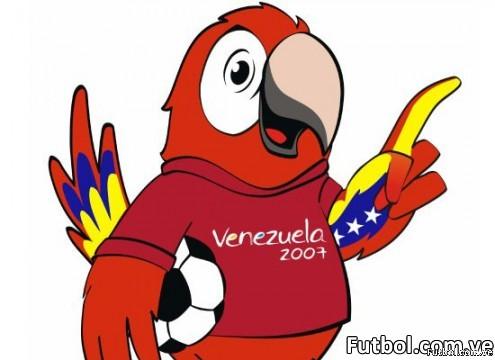 Mascota Copa América Venezuela 2007