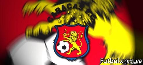 Caracas Fútbol Club - Imágen: fútbol.com.ve