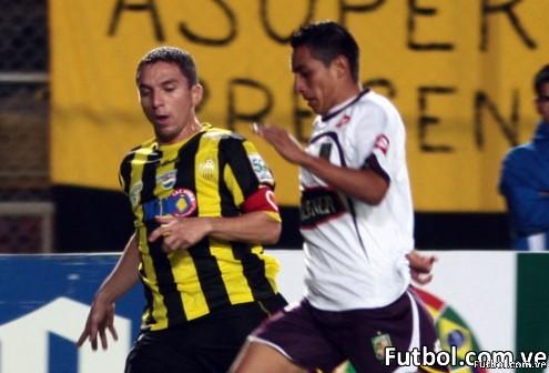 Gerson Chacón - Foto: Prensa Deportivo Táchira
