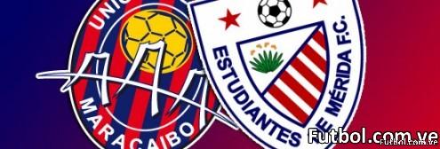 U.A. Maracaibo Vs Estudiantes de Mérida - Imágen: fútbol.com.ve