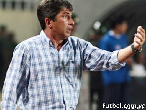 Carlos Maldonado D.T. Deportivo Táchira - Foto: Prensa Deportivo Táchira