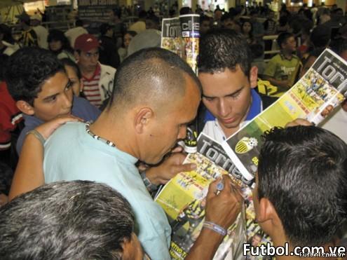 """José """"Patón"""" González - Foto: Prensa Deportivo Táchira"""