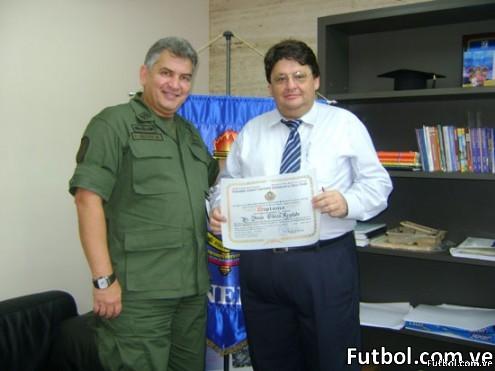 Jesús García Regalado FVF - Foto: FVF