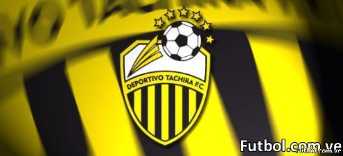 Deportivo Táchira - Imágen: fútbol.com.ve