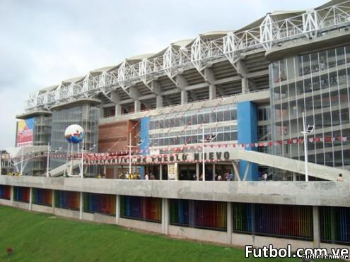 Estadio Polideportivo de Pueblo Nuevo - Foto: fútbol.com.ve
