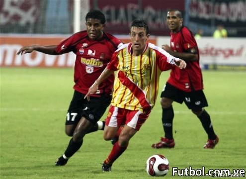 Nicolás Massia jugador del Deportivo Anzoátegui. Foto: Google Images