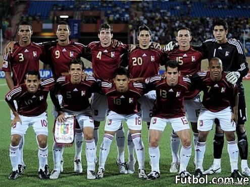 Selección Venezuela Sub-20. Foto: FIFA.COM
