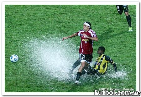 DEPORTIVO TACHIRA VS CARACAS FC