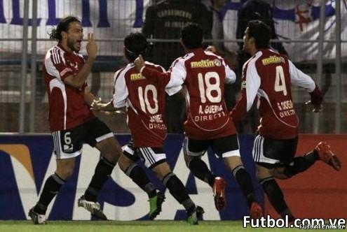 Caracas FC deberá remontar el marcador en la vuelta