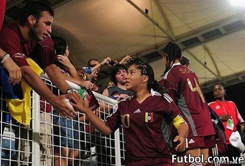 Las venezolanas confían en ganar a Japón