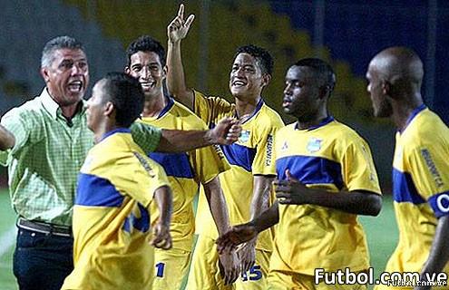 Caroní consiguió su primera victoria en primera división