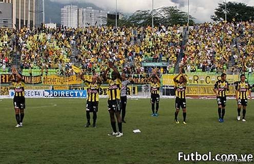 Táchira gana el Apertura 2010 en otro final de infarto