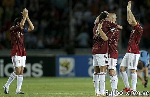 La Vinotinto jugará amistoso contra Costa Rica el 8 de enero