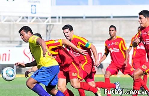 Anzoátegui sigue líder por encima de Zamora y Caracas