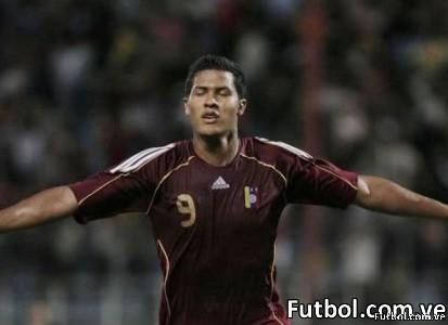 El Venezolano Salomón Rondón marco en su debút por Europa League en el empate a 2 de su club el Rubin Kazan y el Inter de Milan