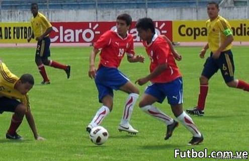 Los chamos se complicaron con la derrota ante Chile