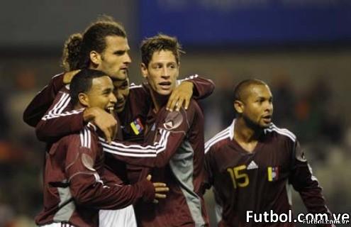 Venezuela ocupa el puesto 67 de la FIFA