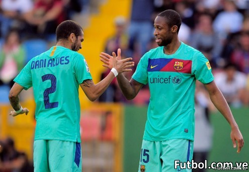 Barcelona de Guardiola se hace con el 3er Trofeo consecutivo de Campeones de La Liga con un empate ante el Levante.