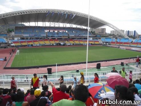 El Estadio José Antonio Anzoátegui de Puerto La Cruz recibirá a la selección de España, actual Campeona del Mundo y nuestra selección Vinotinto: VENEZUELA.