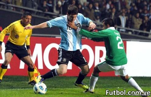 Bolivia congeló a Argentina
