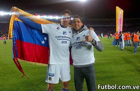 Hermanos Cichero celebran