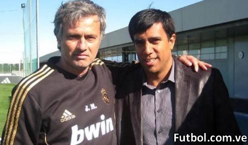 César Farías y José Mourinho