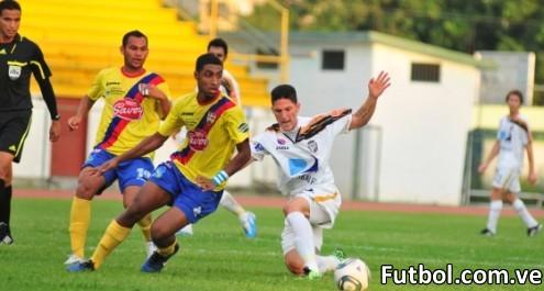 Real Esppor empató a 1 gol con el Aragua FC por la fecha 14 del torneo Profesional venezolano. Foto: Prensa Aragua FC