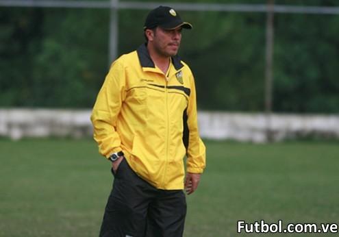 Jaime de La Pava. Foto: Prensa Deportivo Táchira