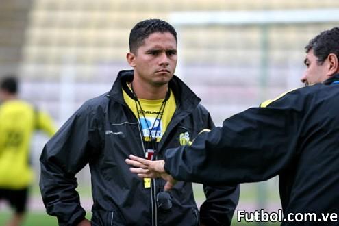 Humberto Suárez, preparador físico del Deportivo Táchira. Foto: Prensa Deportivo Táchira