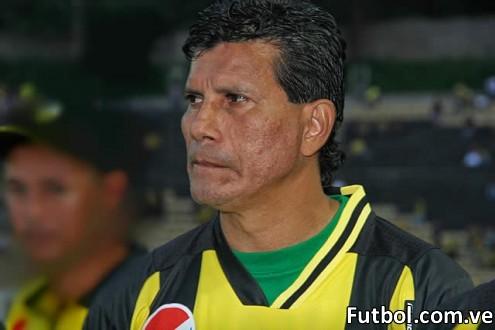Laureano Jaimes se incorpora al cuerpo técnico del Deportivo Táchira para la temporada 2012 - 2013 junto con Manolo Contreras. Foto: Gennaro Pascale / Deportivo Táchira