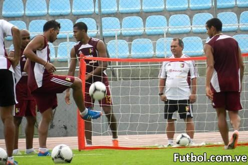 El equipo venezolano completó su preparación con miras a la cita oficial en la ruta hacia el Mundial FIFA Brasil 2014