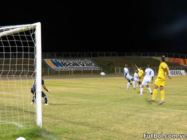 Angostura FC derrotó al Monagas SC en su primera fecha de la Copa Venezuela. Foto: Prensa Angostura FC