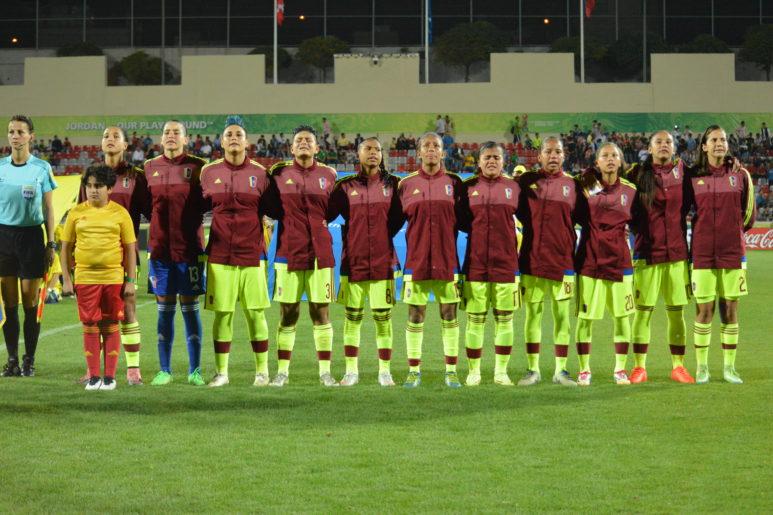 Selección Vinotinjto femenina 2016